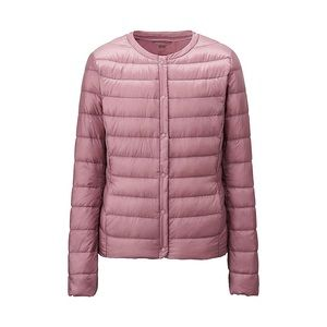 uniqlo • ultra light down jacket